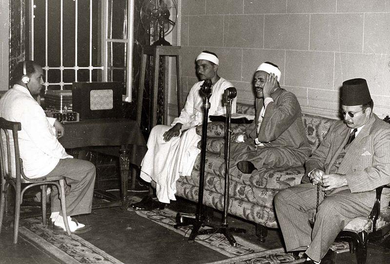 الملك فاروق - طه الفشني - مصطفى إسماعيل