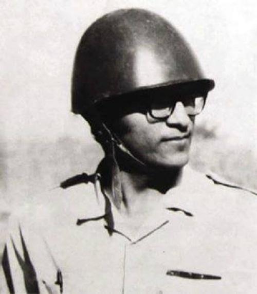 جمال الغيطاني - مراسل حربي