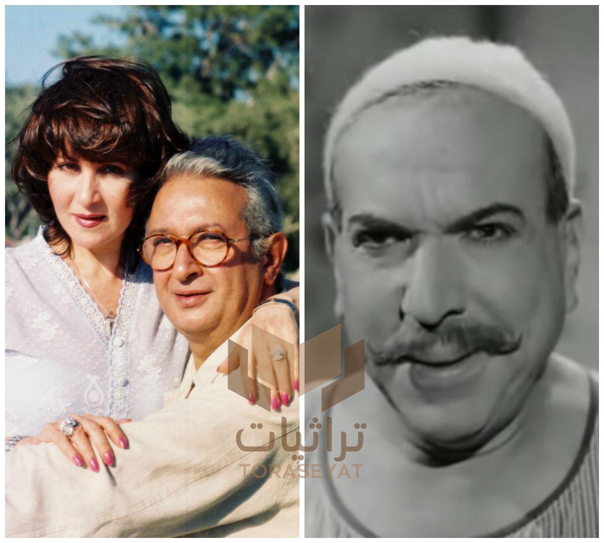 زكي رستم - نور الشريف وبوسي