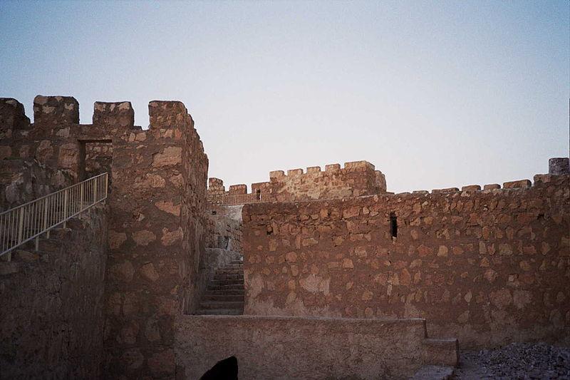 قلعة فخر الدين المعني