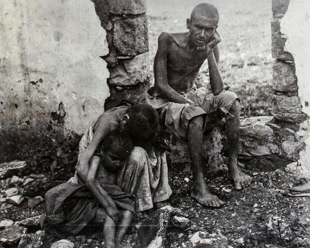 مجاعة لبنان