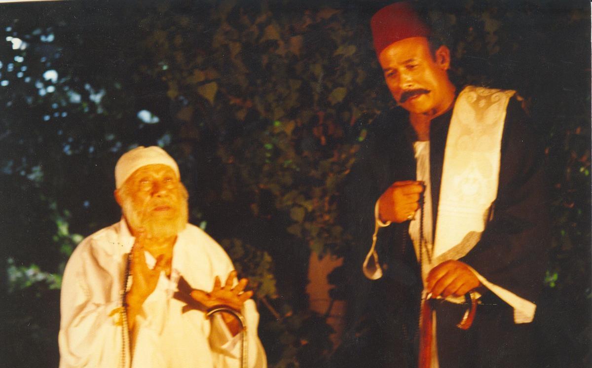يزيد المصري - الشيخ القليوبي