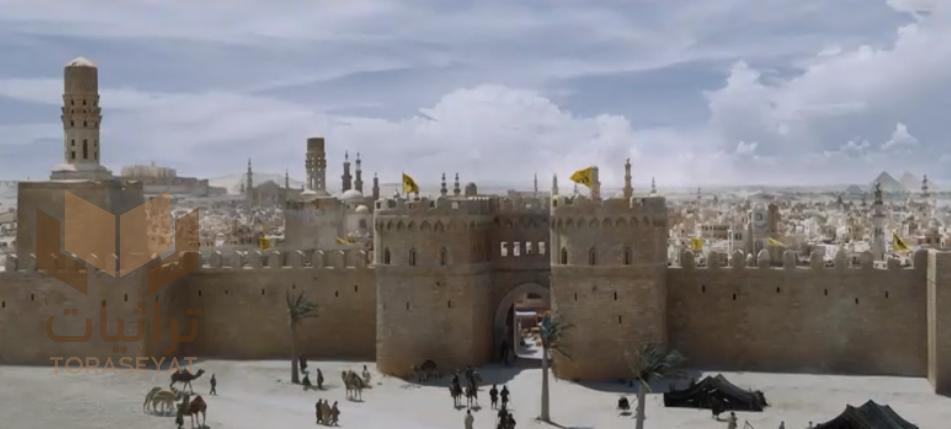 القاهرة المملوكية في مسلسل ممالك النار