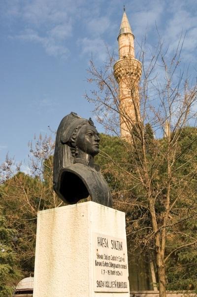 تمثال زوجة سليم الأول