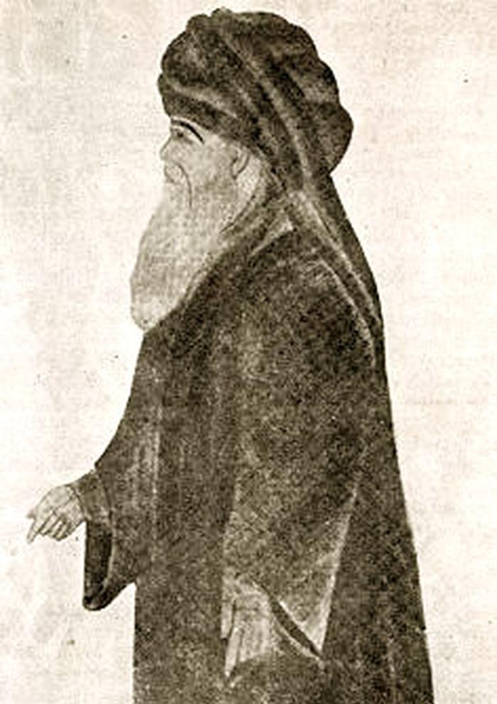 رسمة للشيخ بن عربي