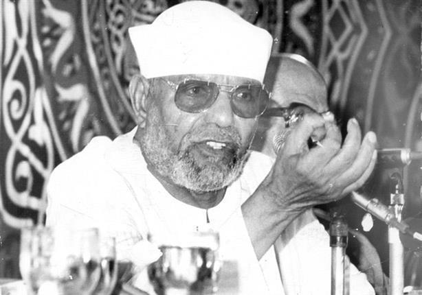 صورة لندوة للشيخ الشعراوي