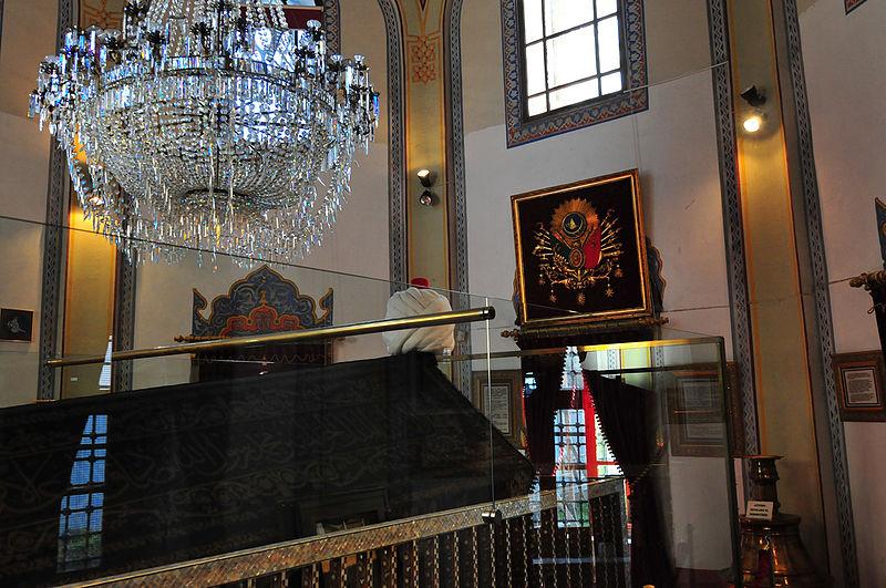 قبر سليم الأول