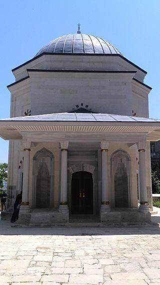 قبر عائشة حفصة