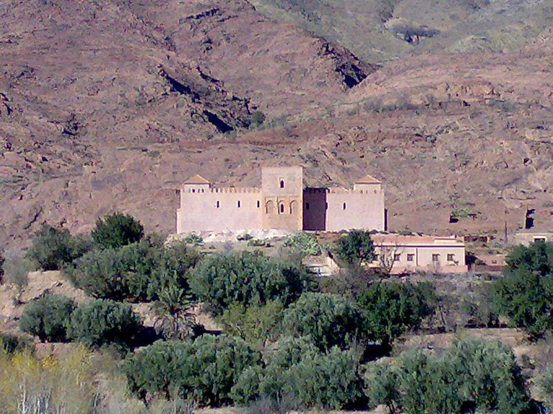 مسجد تنمل في المغرب - مقر دعوة بن تومرت