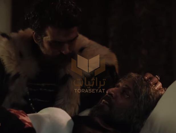 مشهد موت بايزيد الثاني