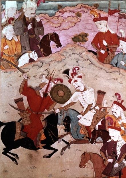 من الحروب العثمانية الصفوية