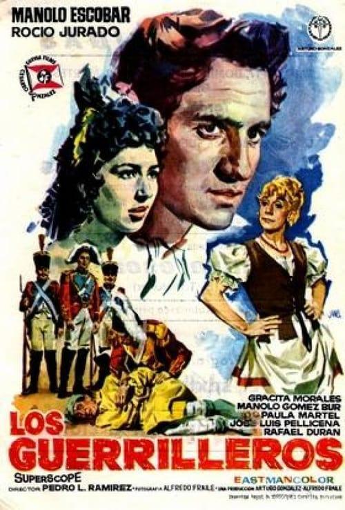 أفيش فيلم Los guerrilleros
