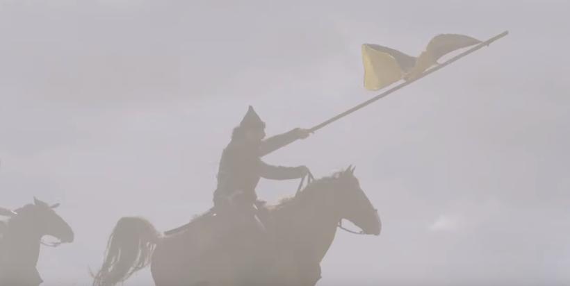 حرب الريدانية - ممالك النار