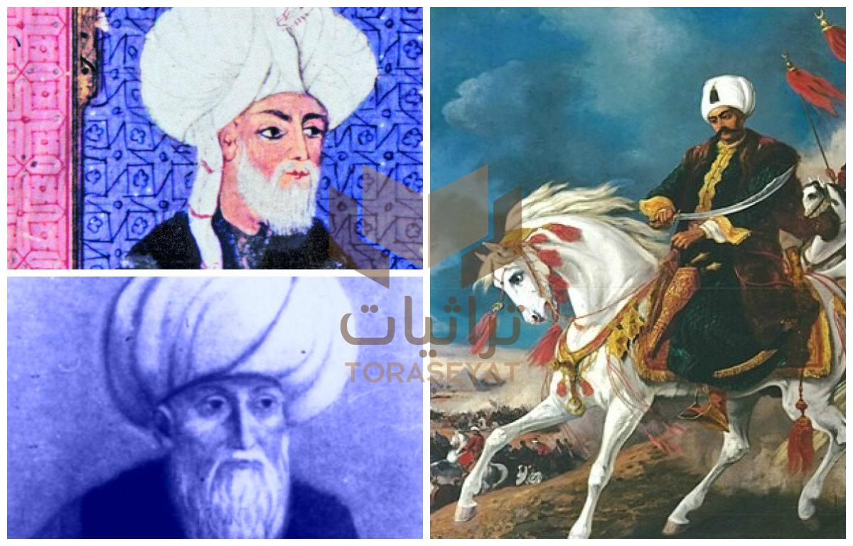 دخول العثمانيين مصر بفتوى دينية