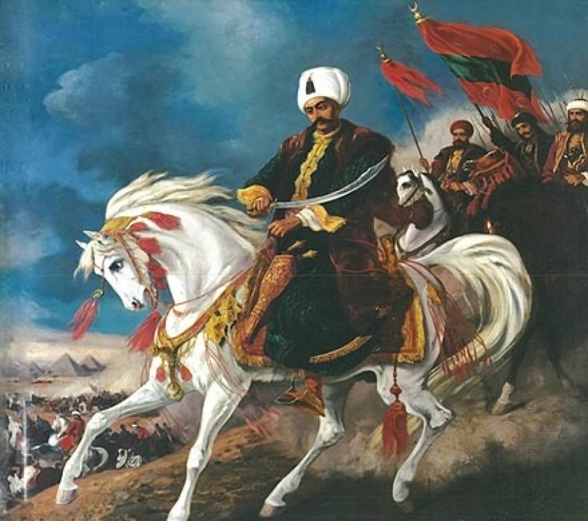 دخول العثمانيين مصر