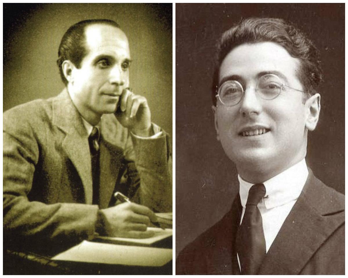 ساندرو فاليريو و خوسيه أنطونيو أوشينا