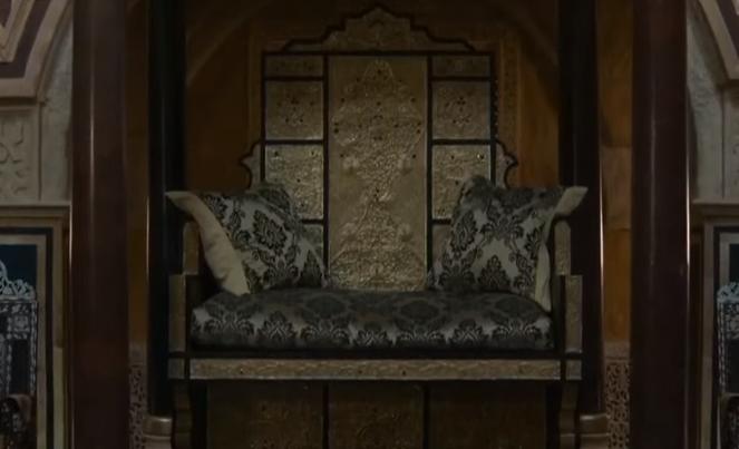 عرش الغوري - ممالك النار
