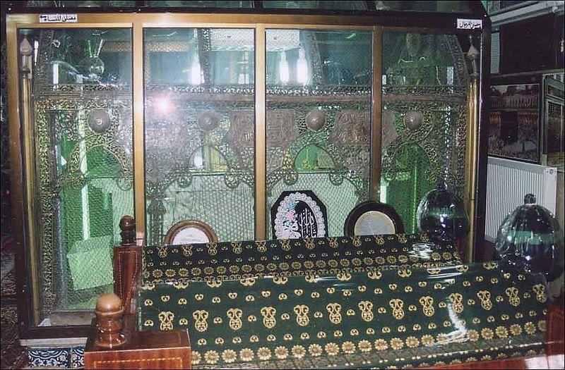 قبر بن عربي
