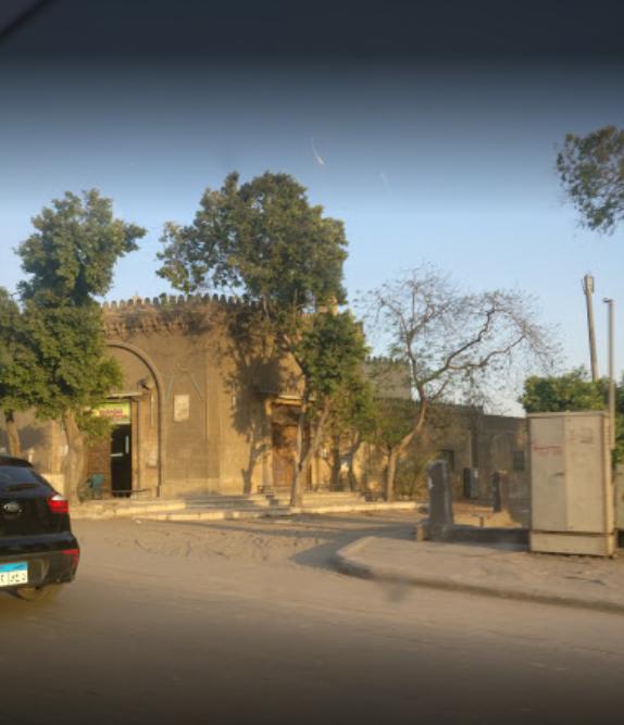 مسجد أبو السعود - شيخ طومان باي