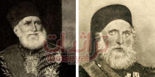 إبراهيم باشا - محمد علي باشا