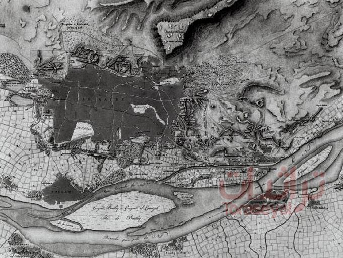 القاهرة سنة 1800 م