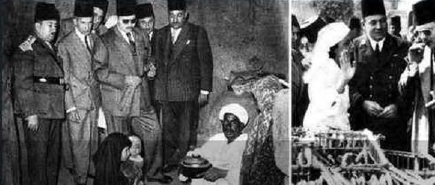 وباء الصعيد و الملك فاروق