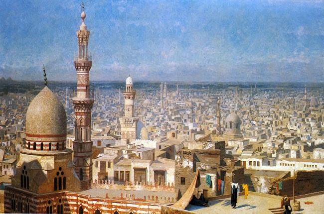 القاهرة زمان في رمضان