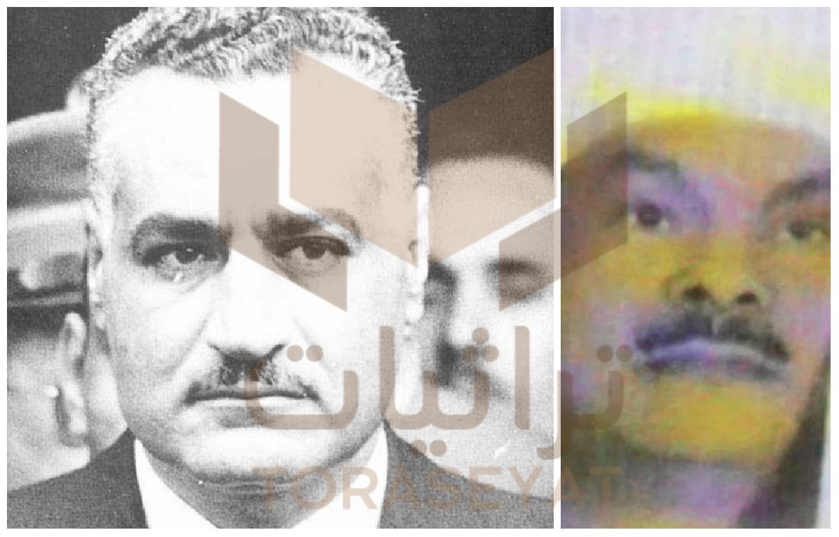 الريس حنفي - جمال عبدالناصر