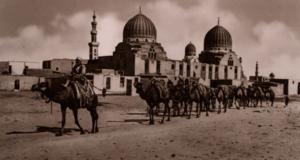 مجموعة مسجد السلطان برقوق زمان