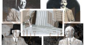 تاريخ صناديق الانتخابات في مصر