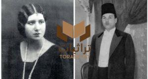 الملك فاروق وأم كلثوم